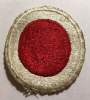 37th Infantry Division WW II Patch US Army Military Vintage Original #112819