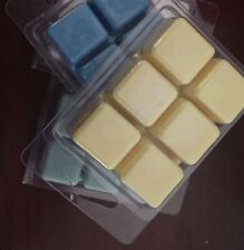 Soy Wax Melts Freshly Poured ideal for Oil burners, electric warmers,candle tart
