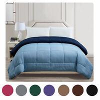 Woven Trends All Season Queen Comforter Set, Down Alternative Comforter Hotel