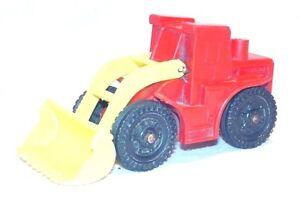 Vinyl Line Germany 1/60 SHOVEL BULLDOZER Dozer Vinyl Plastic Model NM`70 RARE!