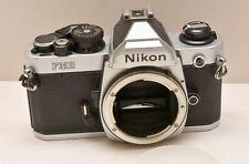 NIKON FM2n 35mm film SLR body only