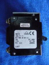 Airpax 50 Amps Circuit Breaker Iel11-1-51-50