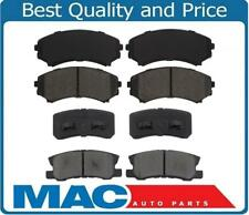 For 04-08 Endeavor & 01-06 Mitsubishi Montero Ceramic Front & Rear Brake Pads