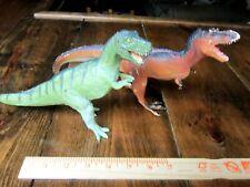 Carnegie Collection dinosaur Tyrannosaurus rex with handy man 10th anniversary