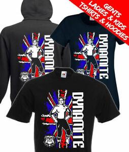The Dynamite Kid Wrestling Legend T Shirt / Hoodie