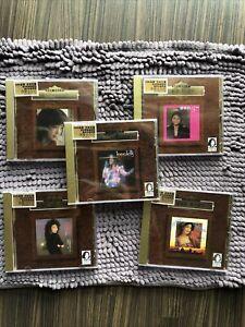 邓丽君 鄧麗君Teresa Teng 15週年 勢不兩立 淡淡幽情 24K Gold 金碟 日本生產 限量號碼版
