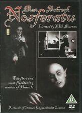NOSFERATU - SILENT FILM VAMPIRE CLASSIC - Gustav von Wangenheim Greta Schröder