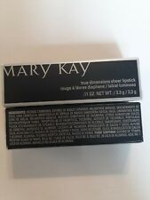 Lot of 2 Mary Kay True Dimension Sheer Lipstick -  Sparkling Rose