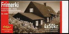 Iceland 2000 SG#SB42 Steam Roller MNH Stamp Booklet #C34037