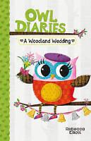(Good)-A Woodland Wedding (Owl Diaries) (Paperback)-Elliott, Rebecca-1407164813