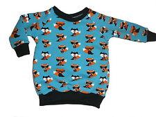 Handmade Sweat-shirt doux / Pull Mister Gr De Fox. 62 / 68