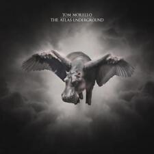 TOM MORELLO - ATLAS UNDERGROUND CD ( AUDIOSLAVE~RAGE AGAINST THE MACHINE ) *NEW*