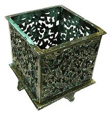 More details for decorative cube planter strong and nice