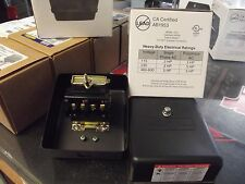 Merrill Heavy Duty 80/100 Pressure Switch for Water Well