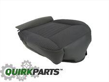 07-08 RAM 1500 STANDARD & QUAD CAB LEFT SIDE DRIVERS BOTTOM SEAT COVER NEW MOPAR