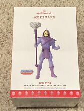 He-Man and the Masters of Universe Skeletor 2017 Hallmark Ornament Qxi3155 New
