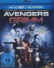Avengers Grimm [FSK16] (Real 3D Blu-ray) NEU+OVP