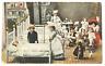 CREEPY HAUNTED VICTORIAN BISQUE DOLLS HOSPITAL POSTCARD Trenton NJ Orson PA 1908