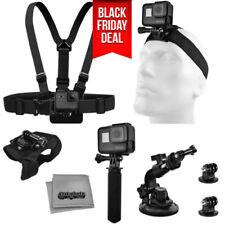 Kits de accesorios de empuñadura para cámaras de vídeo y fotográficas GoPro