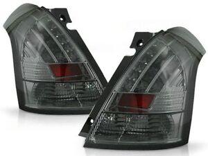 SUZUKI SWIFT 2005 2006 2007 2008 2009 2010 LDSI03 TAIL REAR LIGHTS LED