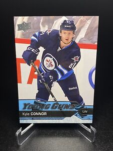 Kyle Connor 2016-17 Upper Deck Young Guns Rookie YG RC #212