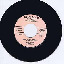 STAN GUNN - BABY SITTER BOOGIE + JACK RIVERS - CALL ON ME (FAB '50s ROCKABILLY)