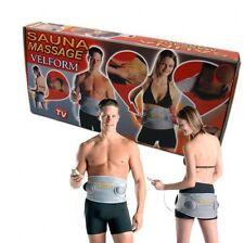 Sauna Massage Velform Entspannungs Massage Gürtel Maschine Cellulite Fat Burner