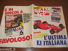 AUTOSPRINT 1988/6=RALLY SVEZIA=ALEN LANCIA DELTA=CESARE FIORIO=CAMEL TROPHY ITA