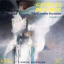 The London Sessions, Vol. 2 by Georges Delerue (CD, Oct-1990, Varèse Sarabande)