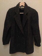 Pavilion Petite Black Wool Jacket Size Small