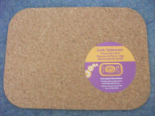 CORK TABLE MATS - PACK OF FOUR