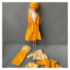Vintage Doll Clothes British Made  Sindy Action Girl Tressy Includes Barbie Doll
