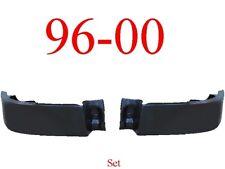 96 00 Honda Civic Sedan Tail Light Filler Panel Set