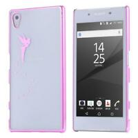 Sony Xperia Z5 Compact Protective Hard funda cover case