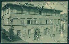 Arezzo Foiano della Chiana PIEGHINE cartolina QQ3390