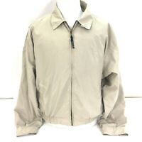 Penguin Sport by Munsingwear Men's Full-Zip Basic Lightweight Jacket Size XL