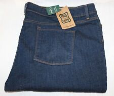 L.L. BEAN, Women's Blue Jeans, Classic Fit, 24W Regular, New with Tags