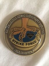 2nd Battalion, 502nd Infantry Regiment, Operation Iraqi Freedom Coin A28