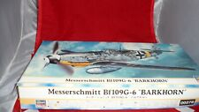 Hasegawa Bf109G-6 Messerschmitt 00278 Model Kit F/S Parts are sealed New other