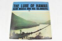 Sam Makia And His Islanders - The Lure Of Hawaii, VINYL LP