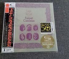 Fairport Convention Liege & Lief JAPAN MINI LP SHM 2 CD SEALED