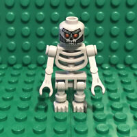 LEGO Robo Skeleton Minifigure The Lego Movie tlm048 70817 70814 7080 mini figure