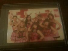 T-ara bunny style group  jp OFFICIAL Photocard  Kpop K-pop  + freebies
