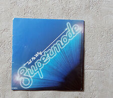 "SUPERMODE ""TELL ME WHY"" CD MAXI-SINGLE PROMO 6 TRACK HAP 041-2 CARDBOARD SLEEVE"