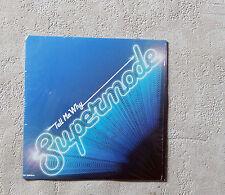 "SUPERMODE ""TELL ME WHY"" CD MAXI-SINGLE PROMO 6 TRACK HAP 041-2 CARDBOARD SLEEVE"