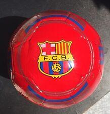 FC BARCELONA Soccer ball Size 5 Brand New Nice Ball
