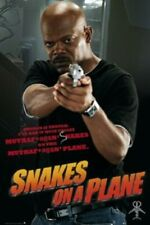 Snakes On A Plane ~ Mothers Off This Plane ~ 24x36 Movie Poster New/Rolled!