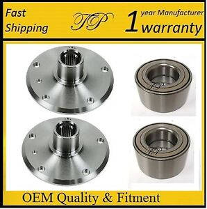 2001-2006 BMW 325CI Rear Wheel Hub & Bearing Kit (PAIR)