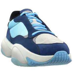 Puma Alteration Planet Pluto Lace Up  Mens  Sneakers Shoes Casual   - Blue -