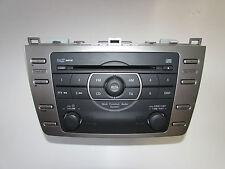 4906) Mazda 6 GH Audioanlage Radio CD Player MP3 GS1E-66-9RXA